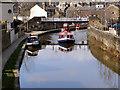 SD9851 : Leeds Liverpool Canal by David Dixon