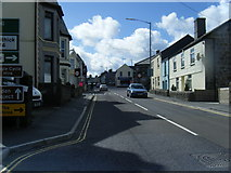 SX0158 : Fore Street, Bugle. by Colin Pyle