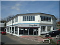 TQ2959 : Former Pinewood car dealership, Coulsdon by Stacey Harris