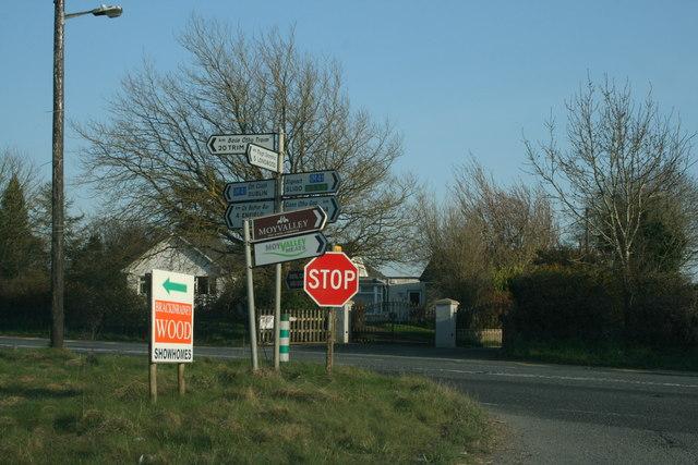 Another cornucopia of signage