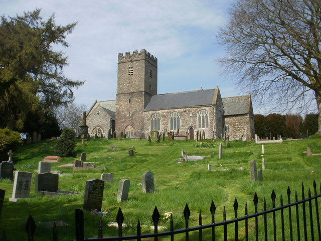 St Mellons Parish Church, Old St Mellons
