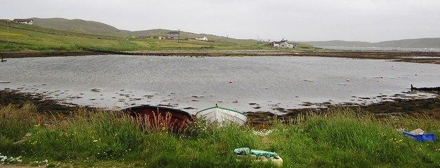 The Houb, Whalsay