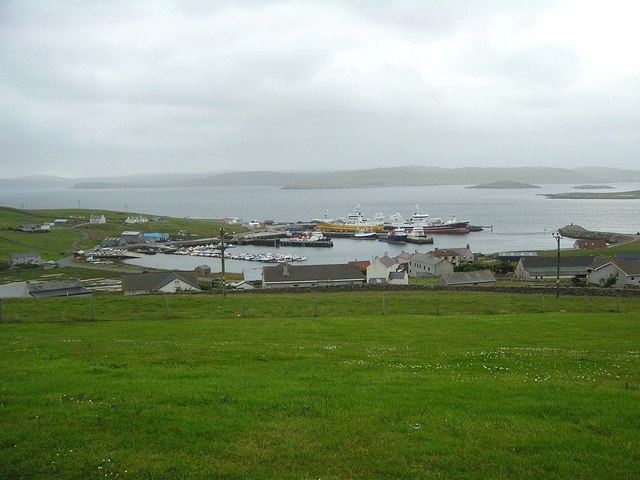 Symbister Harbour