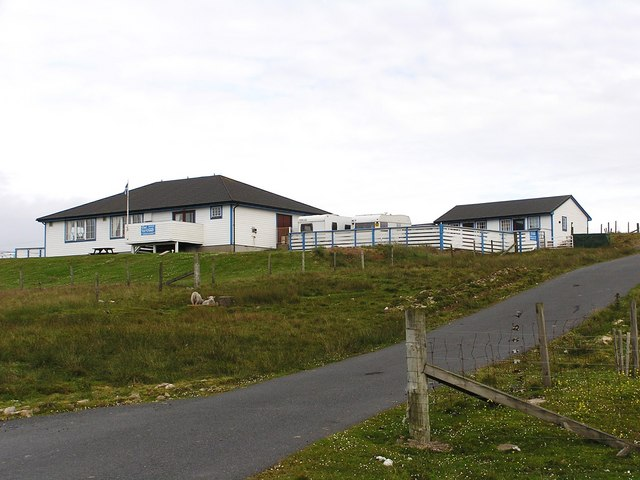 Oot Ower Lounge, Whalsay