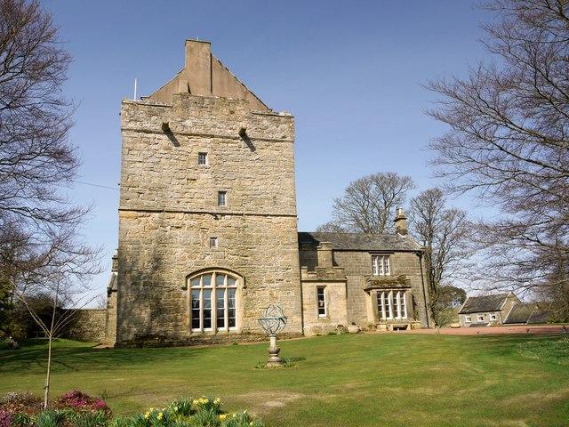 Elsdon Tower House