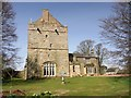 NY9393 : Elsdon Tower House by Andrew Curtis