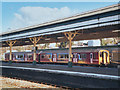 SX9193 : Wessex Trains unit at Exeter by Stephen Craven