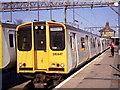 TQ3994 : Chingford railway terminus by Stephen Craven