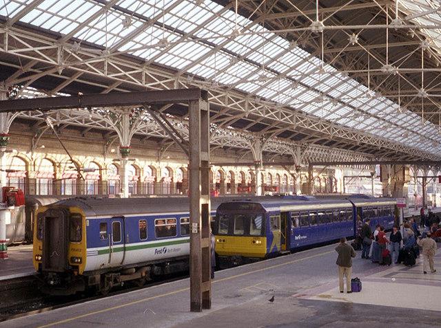 Preston to Blackpool