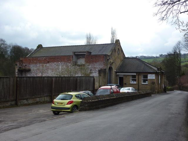 Fairlea Mill, Luddenden Foot