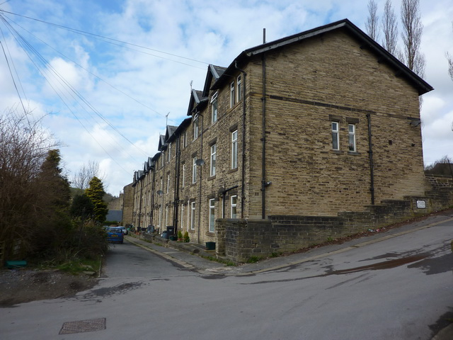 Rose Place, Luddenden Foot