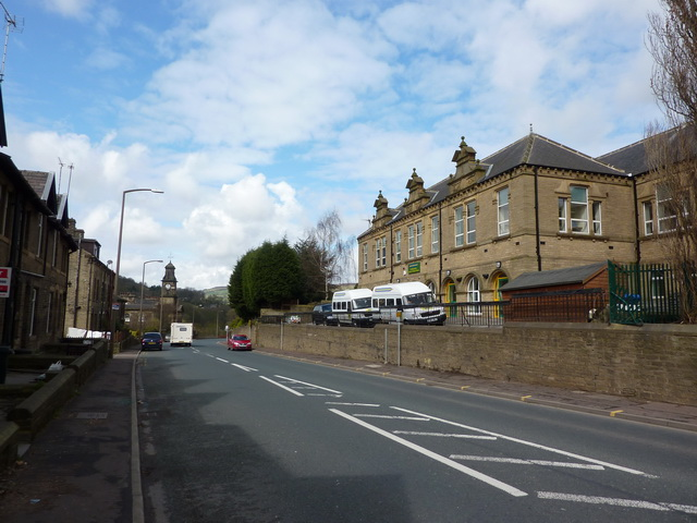 Burnley Road, Luddenden Foot