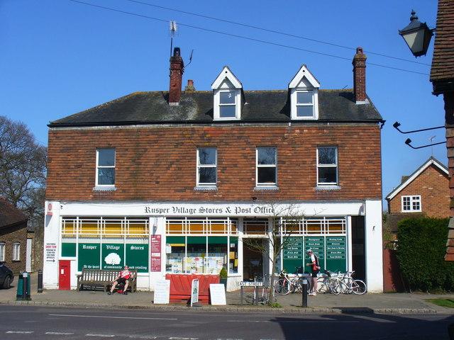 Rusper Village Stores 169 Colin Smith Geograph Britain