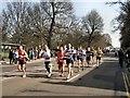 TQ3105 : Getting into their stride by Paul Gillett