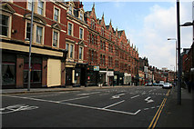 SK5640 : Derby Road, Nottingham by David Lally