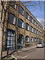 TQ2377 : Thames Wharf Studios by Derek Harper