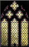 TF9624 : St Helen, Gateley, Norfolk - Window by John Salmon