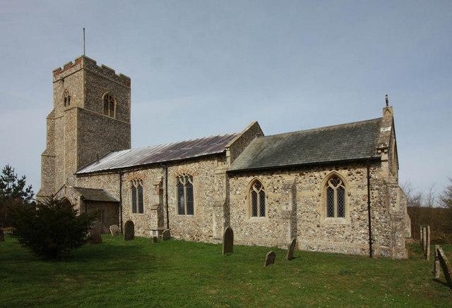 St Helen, Gateley, Norfolk