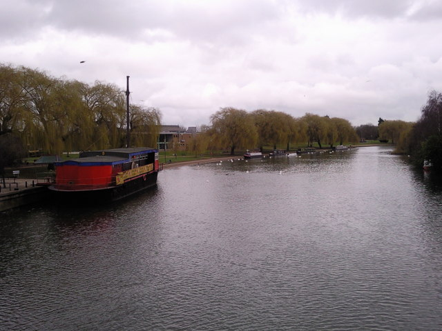 River Nene Peterborough