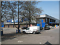 TQ4078 : Wickes DIY, Woolwich Road by Stephen Craven