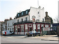 TQ4078 : The Pickwick, Woolwich Road by Stephen Craven