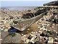 TF6741 : Shipwreck, Hunstanton by Dave Hitchborne