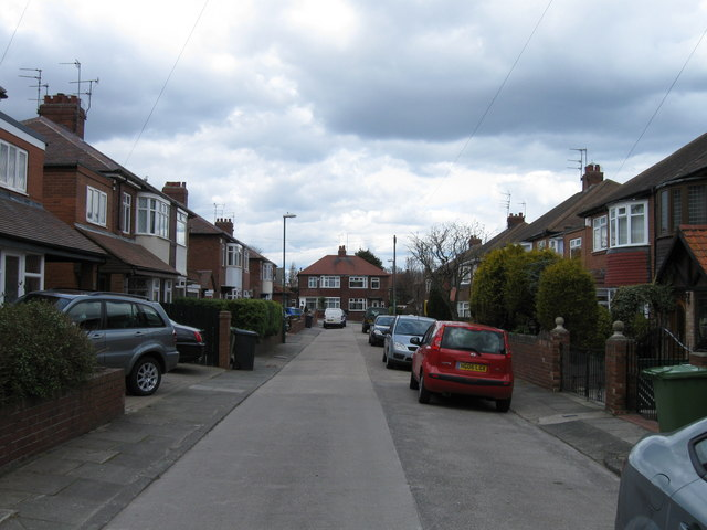 Nelson Avenue, South Shields
