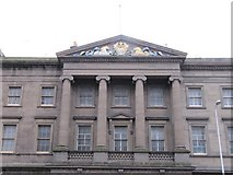 NO4030 : Pillars on the Customs House by Bill Nicholls
