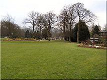 SK0573 : The Pavilion Gardens by David Dixon