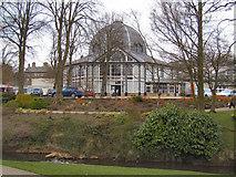 SK0573 : Buxton Pavilion Gardens, The Octagon by David Dixon