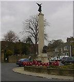 SD9951 : War Memorial, Skipton by robert wade