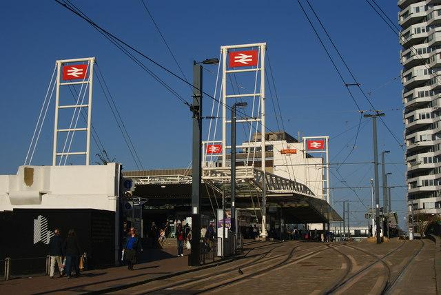 East Croydon Railway Station