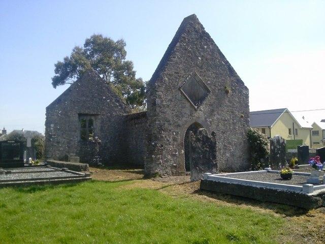Church, The Naul, Co Dublin