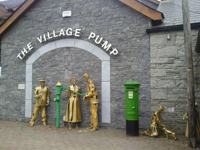 Sculptures, Batterstown, Co Meath