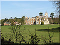 TF7613 : Narford Hall viewed from the west by Evelyn Simak