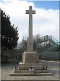 SK3442 : War Memorial, Duffield, Derbyshire by Eamon Curry