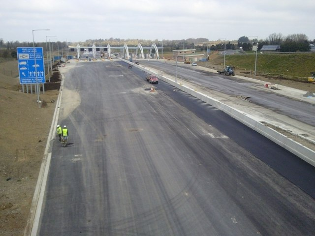 M3 Motorway, Black Bull, Co Meath