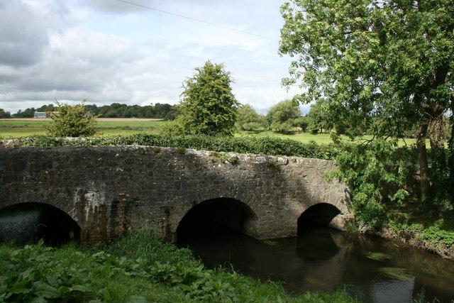 Bridge at Balrath, County Meath