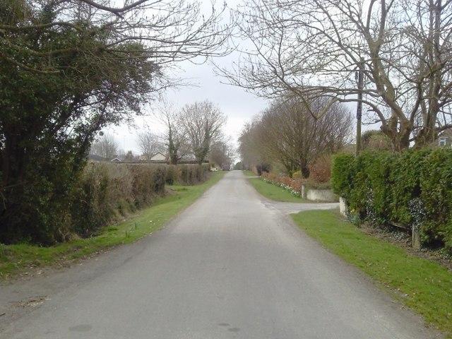 Country Road, Vesingstown, Co Meath