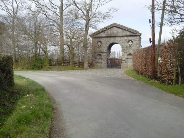 Gateway, Dolly's Grove, Co Meath