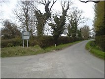 N9642 : Country Road, Co Meath by C O'Flanagan