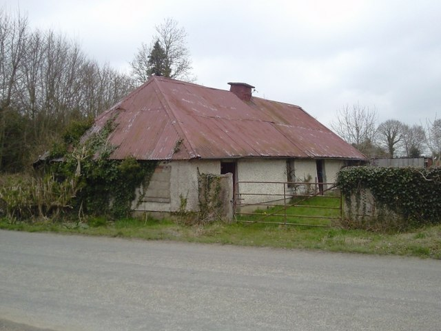 Deserted Cottage, Butlerstown, Co Meath