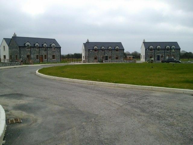 Housing Scheme, Brownstown, Co Meath