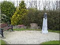 N9442 : Memorial Park, Kilcloon, Co Meath by C O'Flanagan