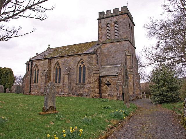 St Peters Church, Falstone
