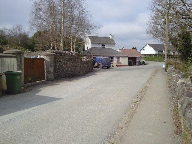 Kilclone Village, Co Meath