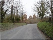 N9439 : T-junction, Moygaddy, Co Meath by C O'Flanagan