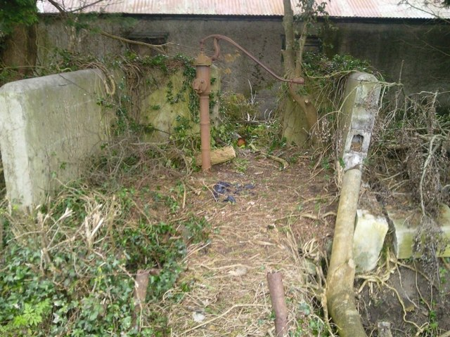 Pump, Blackhall Little, Co Meath