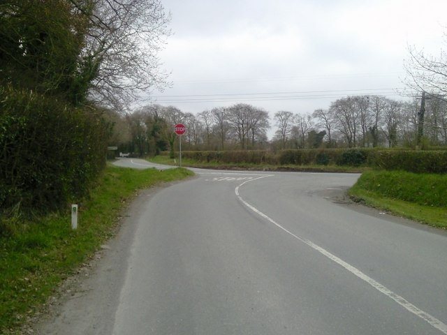 Junction, Blackhall Big, Co Meath