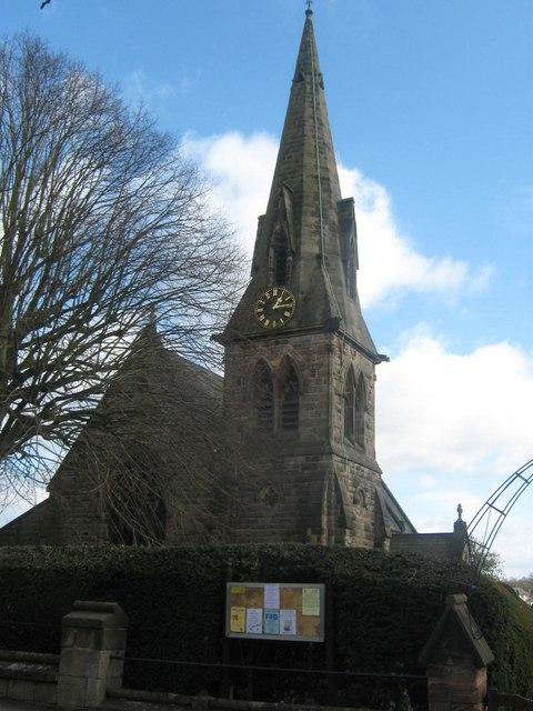 Saint Pauls Church, Church Road, Quarndon, Derbyshire